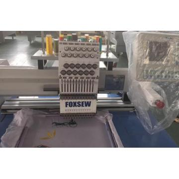 Single Head Compact Embroidery Machine