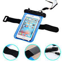 Waterproof Pouch For Microsoft Nokia Lumia 950 XL Water Proof Diving Bag Outdoor Phone Case Underwater Phone Bag 950XL Pouch
