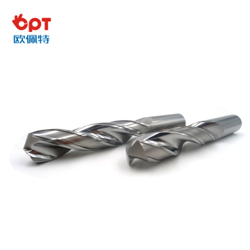 Imperial solid carbide spilt point drills