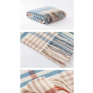 Wholesale Wool Knit Blankets Cheap
