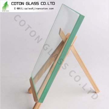 Diffused White Laminated Glass