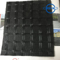 Fiberglass Geogrid Composite With Nonwoven Geotextile