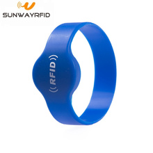Water-proof Ultralight C Silicone Rfid Wristband