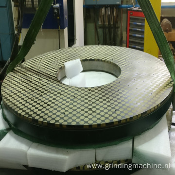 Super hard material Diamond grinding plate