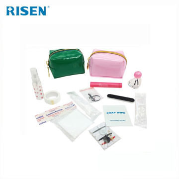 Portable Decent quality cute Mini-emergency Medical Kit for Ladies