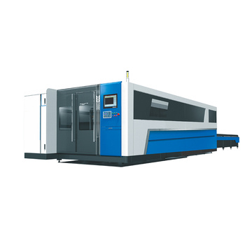 Full Closed Protection Cover Fiber Laser Cutting Machine