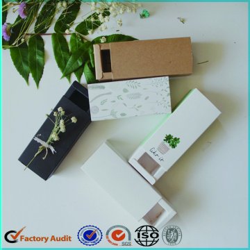 Craft Cardboard Cosmetic Lipstick Packaging Box