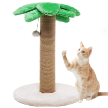 Small Cat Scratching Posts Kitty Coconut Tree