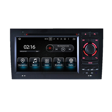 7inch Audio Video Interface for Audi A4/S4/RS4(2008-2008)
