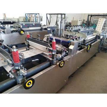 three side seal bag making machinery