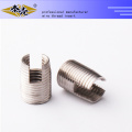High precision hole series threaded inserts