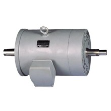 Steel Casing SVFD Series Motors , Low Noise Elevator Component