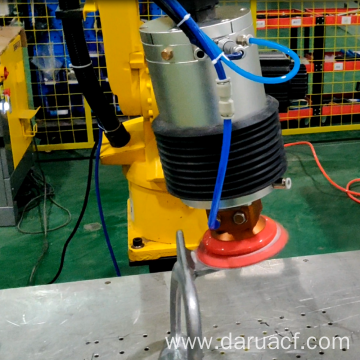 Weld bead grinding system for seats