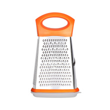 rubber material cheese grater with integrated container