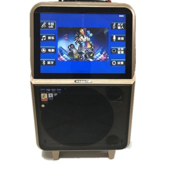 Professional Trolley Speaker with  LCD Screen