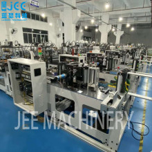 Automatic KN95 Medical Mask Making Production Machine