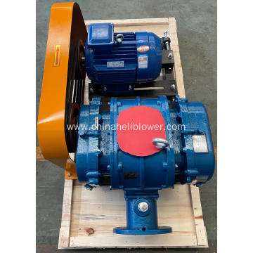 Roots Blower Vacuum Pump for Sewage Treatment