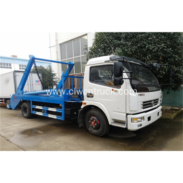 HOT SALE DONGFENG 8cbm skip refuse truck