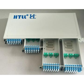 Separate Slide Out Type Fiber Terminal Box