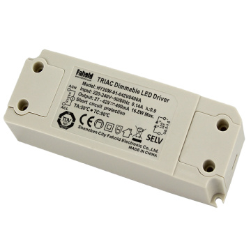 Plafoniera driver LED dimmerabile Triac da 20W 500mA