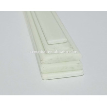 Fiberglass insert flat bar for Roman Blind