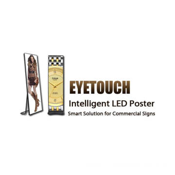 Indoor P2.5mm LED Poster