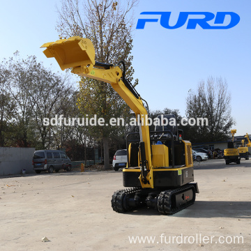 Chinese cheap hand control digging machine for small works (FWJ-1000-15)