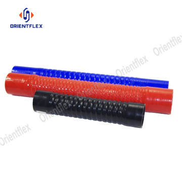 High pressure strength Flexible Silicone Corrugated Hose