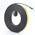 Flexible Rubber Magnet Adhesive  Strips