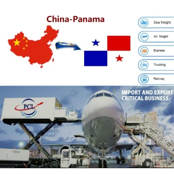Honest and happy air freight shipping agent rates to Panama( PTY) airport