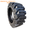Pneu Solid Skid Steer FB445 / 65-24 (445 / 65-22.5)