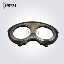 Sany Concrete Pump Spare Parts Wear Spectacle Plate