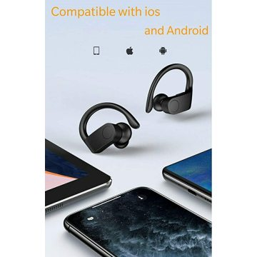 Wireless Earphones TWS Touch Control Earbuds