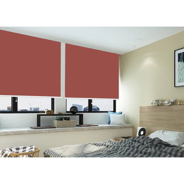 Dyed Roller Blind Curtain Shades Plain