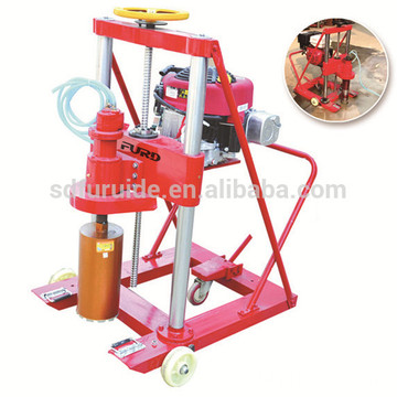 Mini Drilling Rig Machine For Asphalt FZK-20