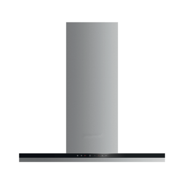 Wall Rangehood 90cm Box Chimney