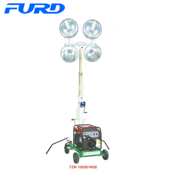 Diesel Generator Mobile Telescopic Portable Light Tower