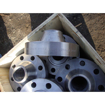 Types of flanges welding neck