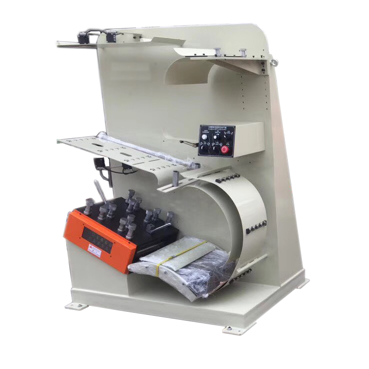 S Loop Straightener Machine