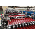 colored glazed roofing tile roll forming machine