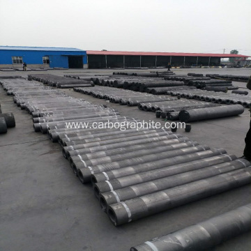 3000 Tons Stock Available UHP450 Graphite Electrodes