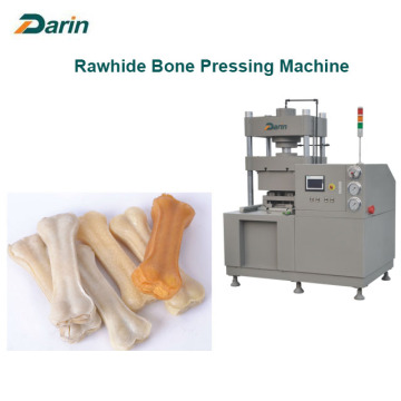 Natutral Hide Treats Rawhide Bone Pressing Machine