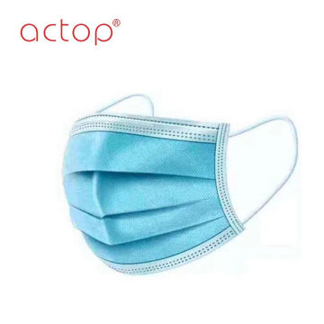 Waterproof 3 Layer Personal Protective Face Mask