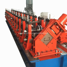 Stainless Metro Rail Roll Forming Machine