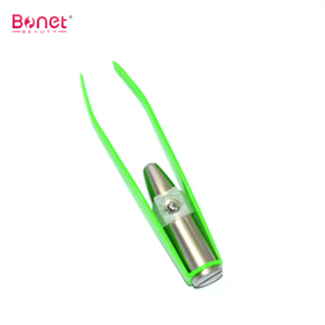 Professional Led Eyebrow Tweezers With Light