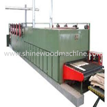 Roller Veneer Dryer Machine for Sale
