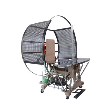 Clothing Bundling Machine with pe rope
