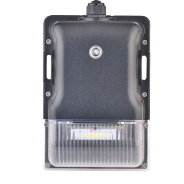 20W Outdoor Led Wall Pack Light Photocell