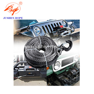 Uhmwpe Auto Winch Rope