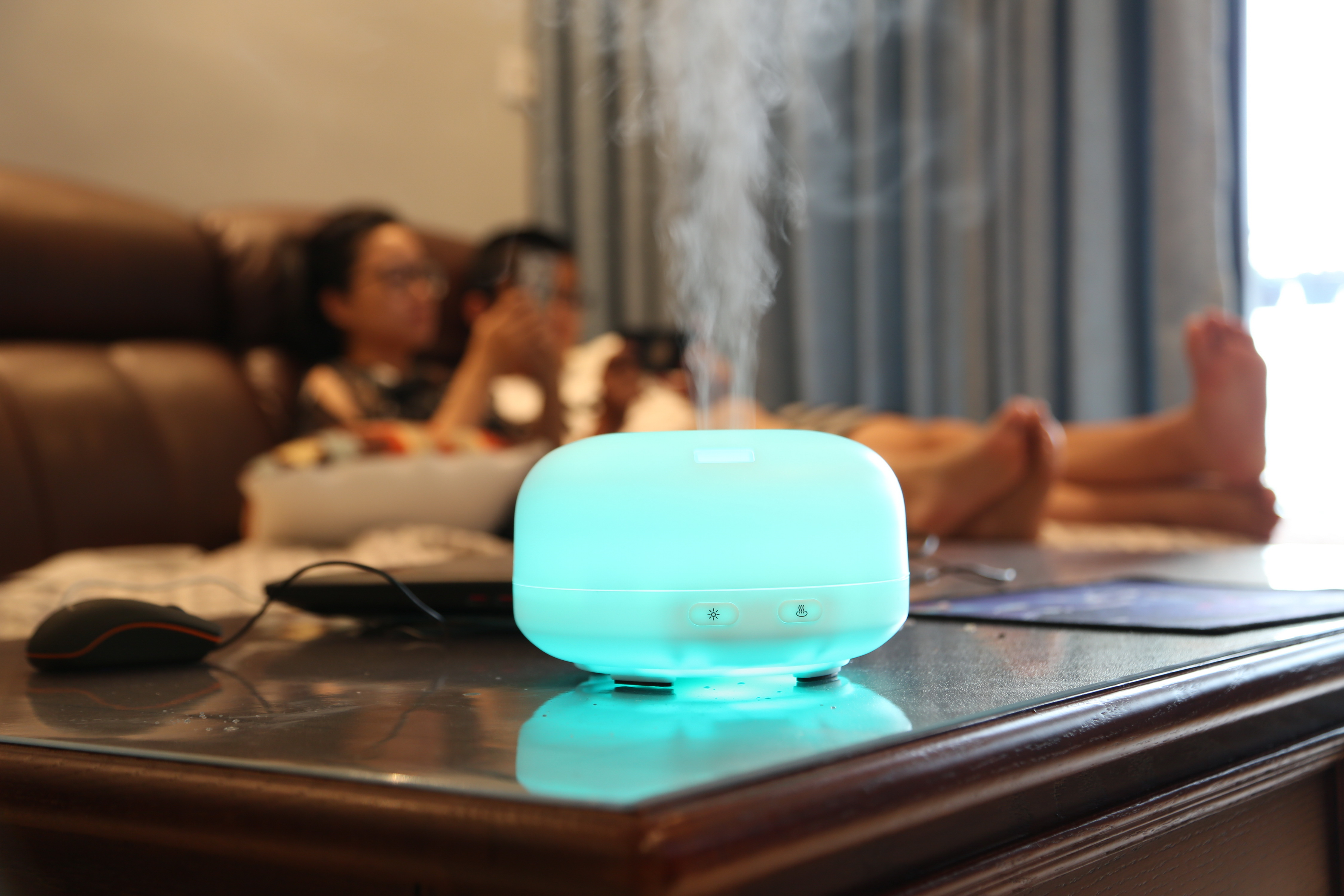 Ultrasonic Aroma Diffuser for Office Home Study